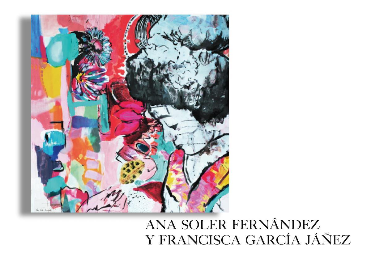 Exposición Silvia Guy Ana Soler Fernández