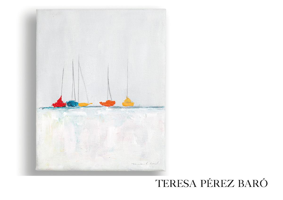 Exposición Silvia Guy Teresa Pérez